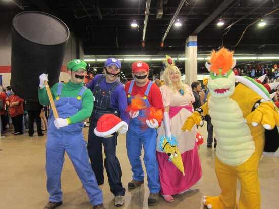 Super Mario Gang!