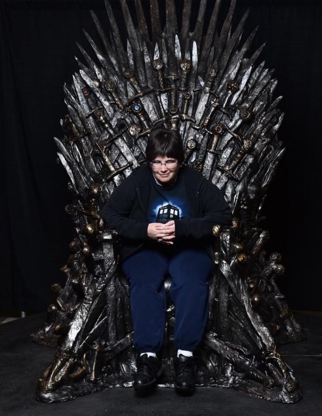 Throne Anne!