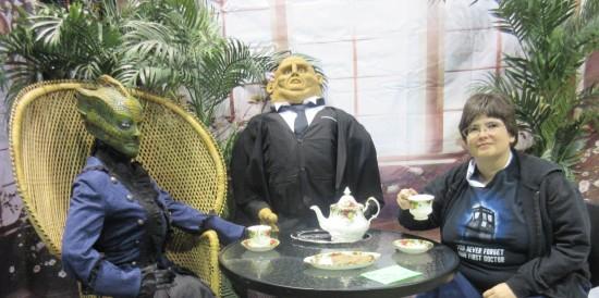 Vastra Tea!