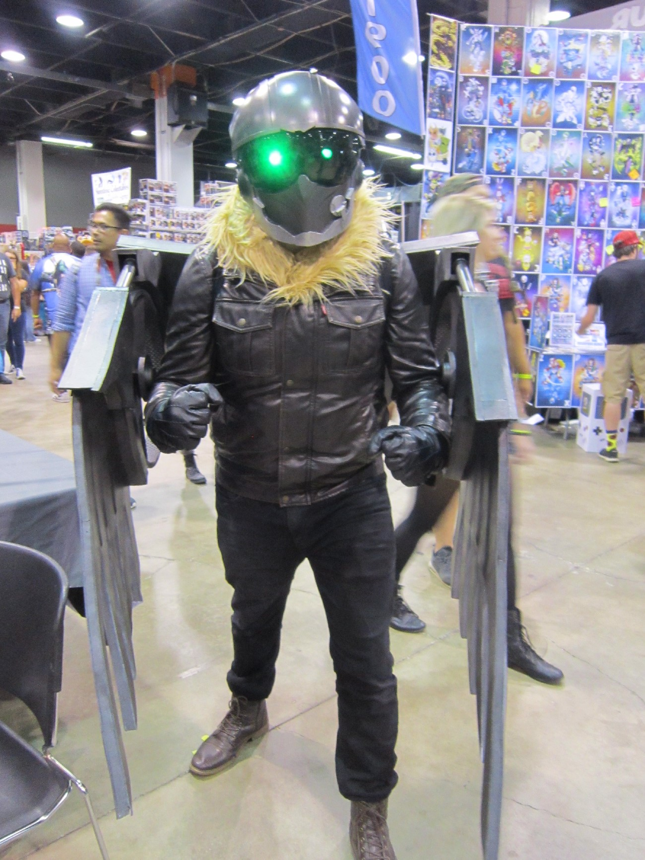 Wizard World Chicago 2017 Photos, Part 1: Comics Cosplay! « Midlife Crisis Crossover!