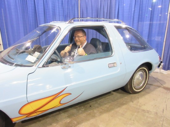 Wayne's World Pacer!