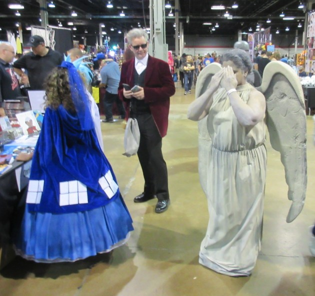 Weeping Angel!