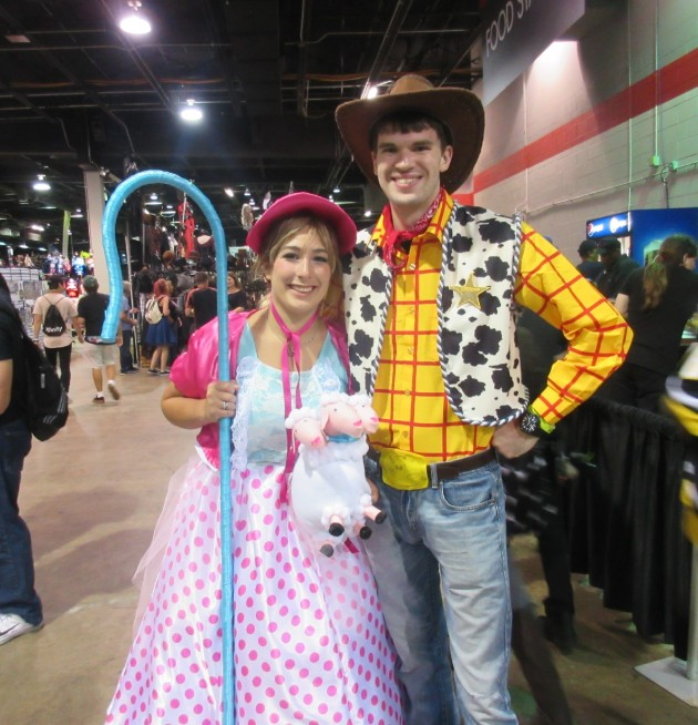 Woody + Bo Peep!