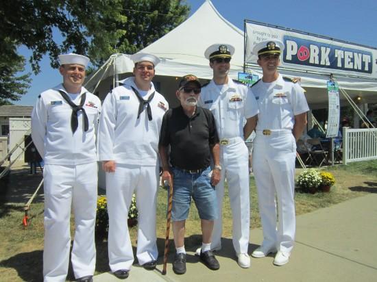 WWII Veteran!