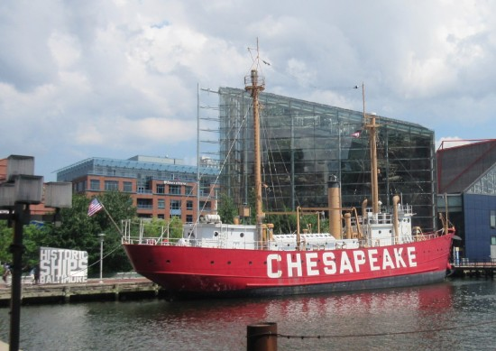 Chesapeake!