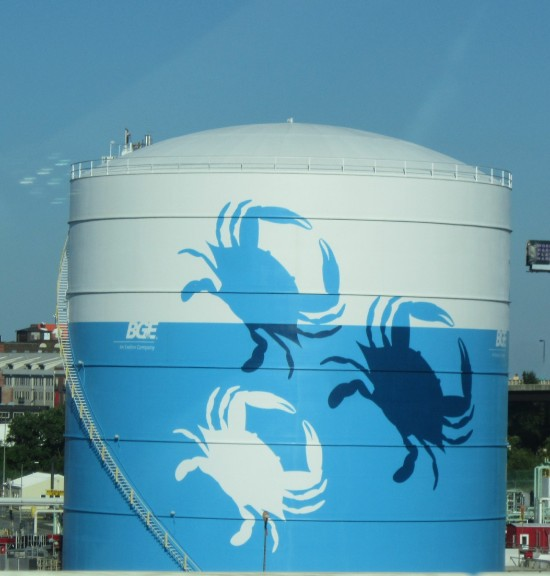 Crab Tower!