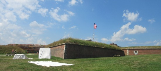 Fort McHenry!