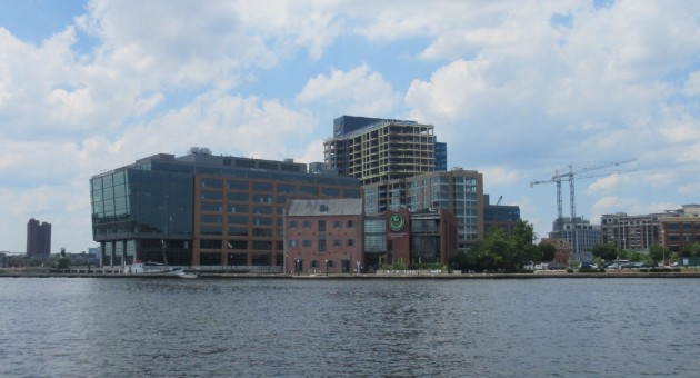 Inner Harbor Buildings!