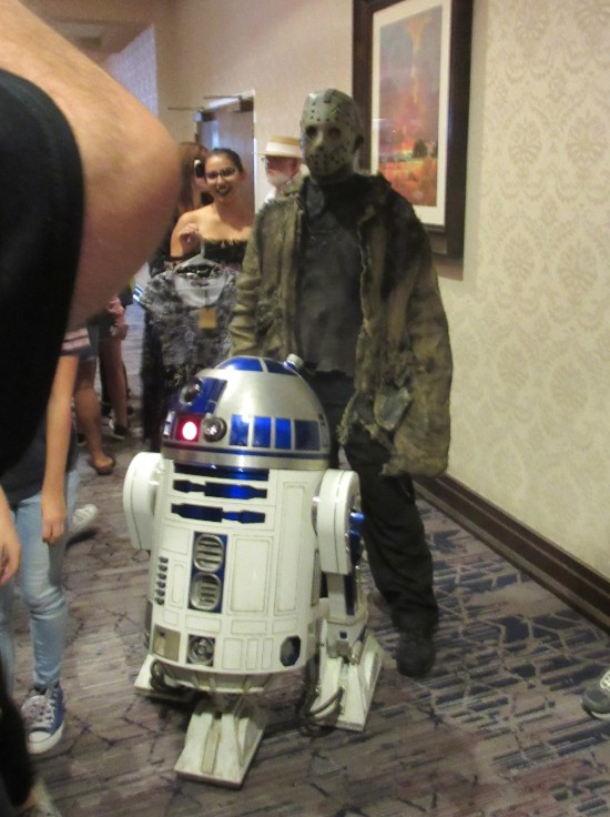 Jason + Artoo!
