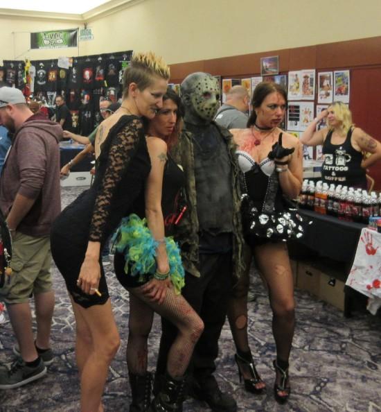 Jason + Scream Queens!