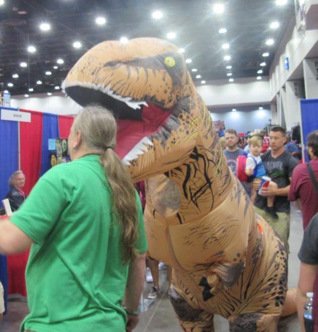 Jurassic World T-Rex!