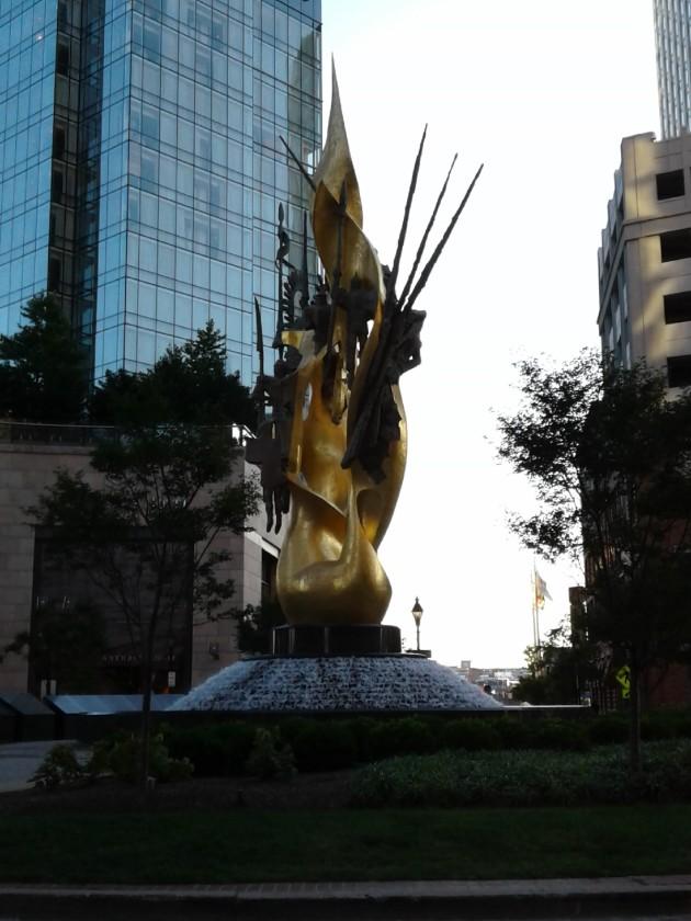 Katyn Memorial.