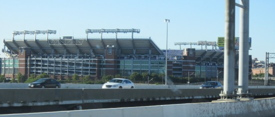 M&T Bank Stadium!