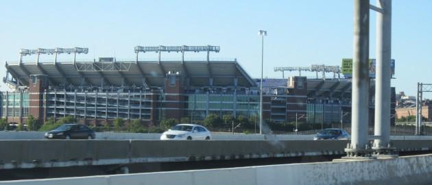 M&T Bank Stadium!