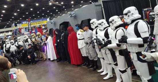 Star Wars Lineup!