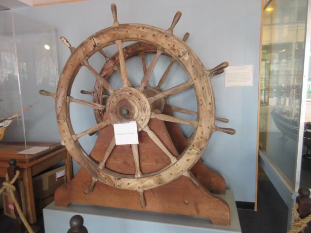 Steering Wheel!