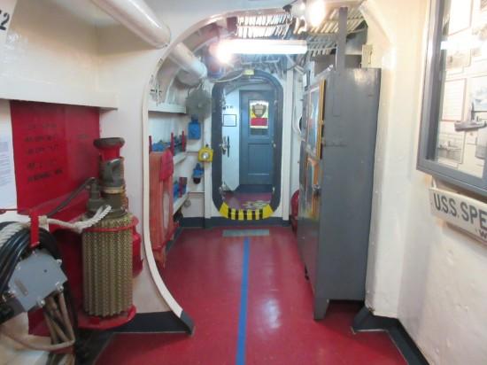 Taney hallway!