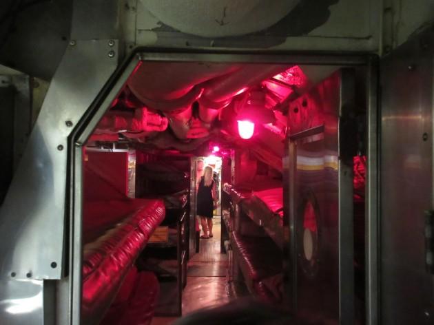 Torsk red room!