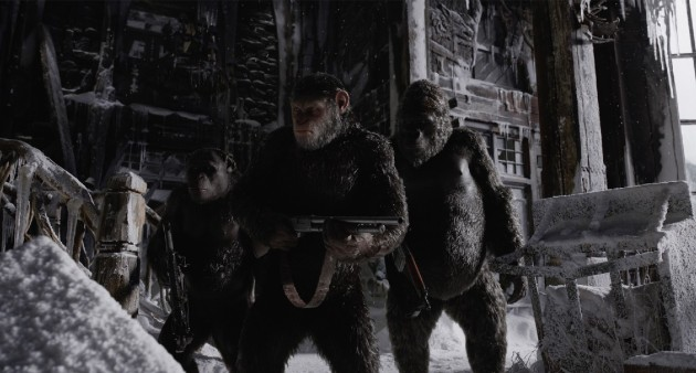 War for the Planet of the Apes!
