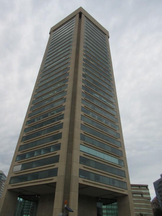 World Trade Center Baltimore!