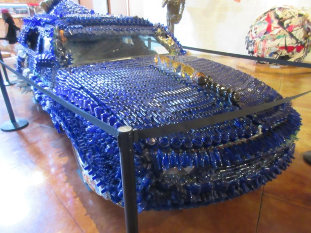 Baltimore Blues Car!