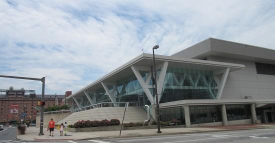 Baltimore Convention Center!