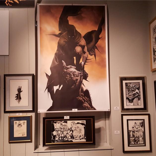 Batman exhibit!