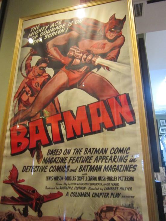 Batman serial!