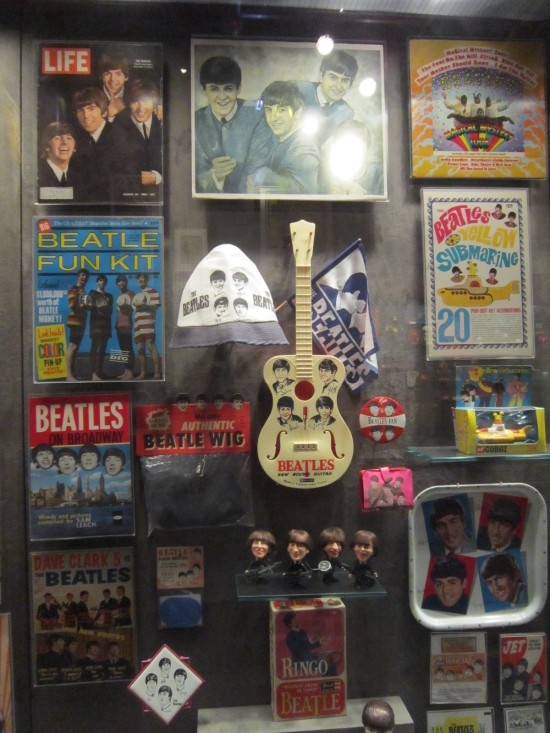Beatles section!