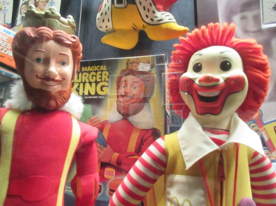 BK + Ronald!
