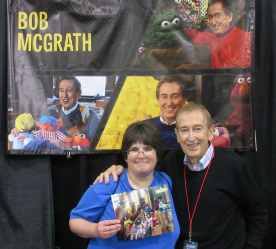Bob McGrath!