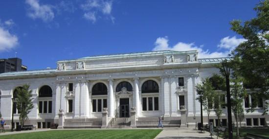 Columbus Metropolitan Library!