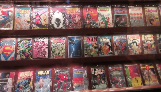 Comics Old!