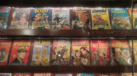 Comics Older!