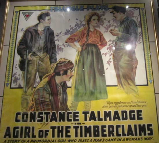 Constance Talmadge!