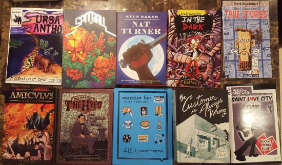 CXC Comics!