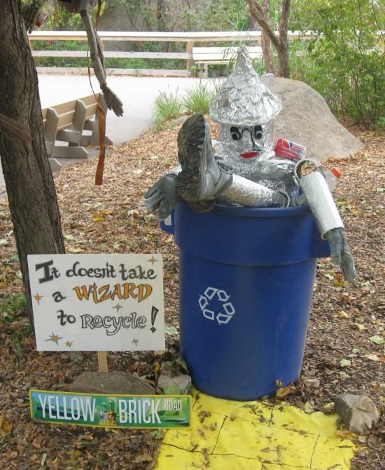 Dead Tin Man!