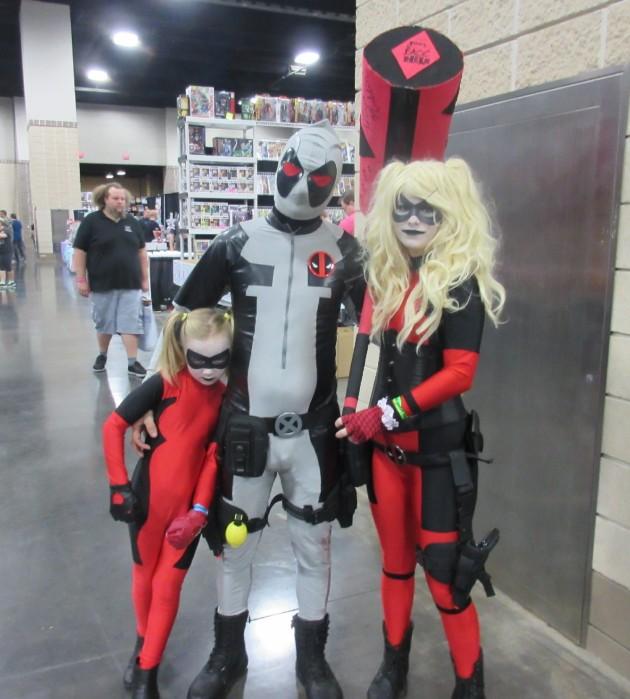 Deadpool Family!