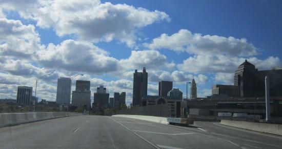 Downtown Columbus!