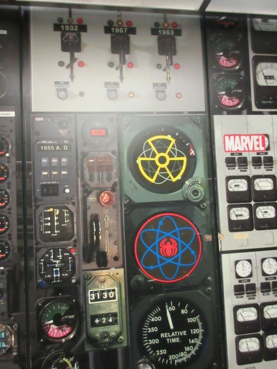 elevator panels!