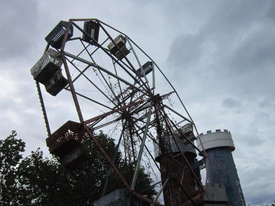 Ferris Wheel also!