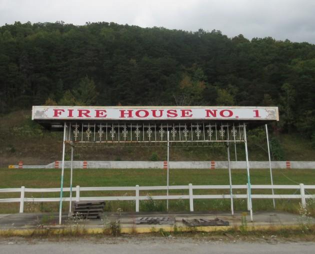 Fire House No. 1!