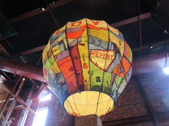 God is Love Balloon!
