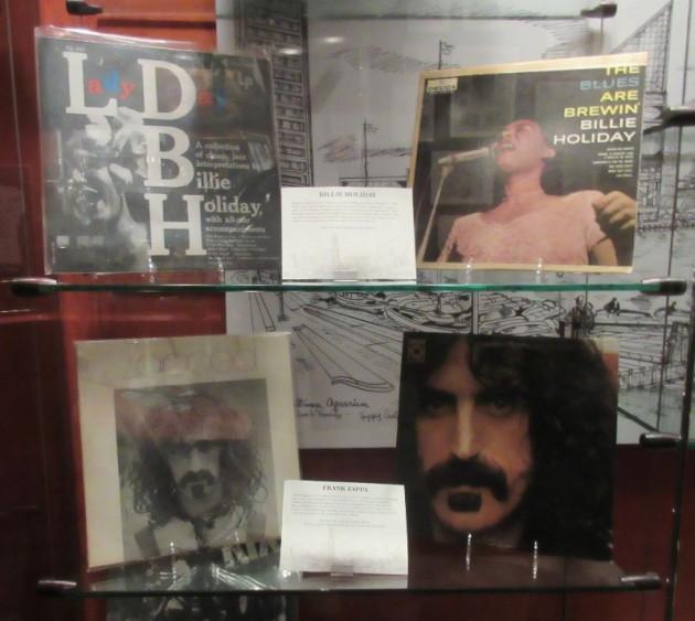 Holliday + Zappa!