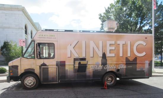 Kinetic Food Truck!