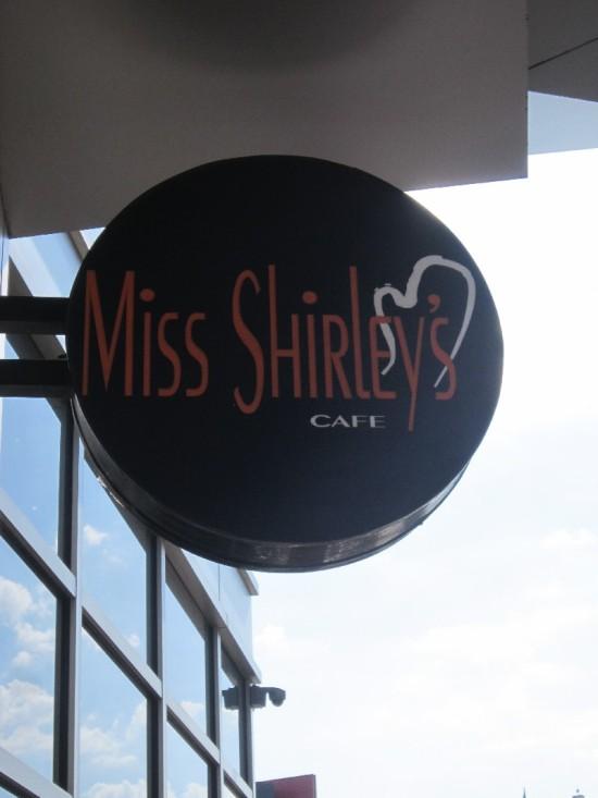 Miss Shirley's!