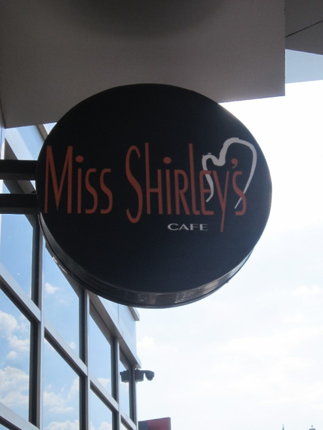 Miss Shirley's!