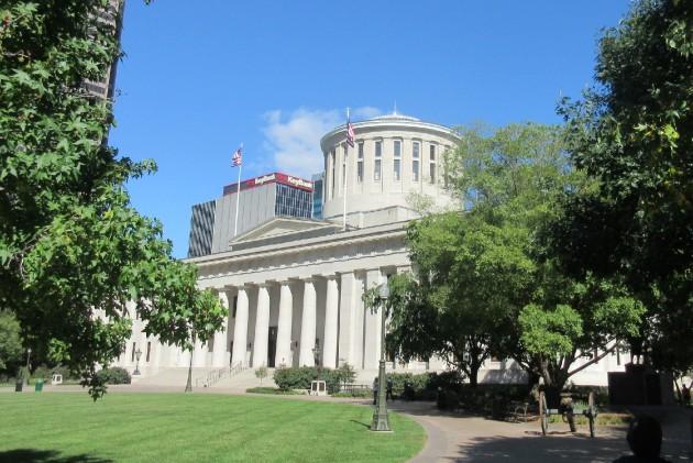Ohio Statehouse!