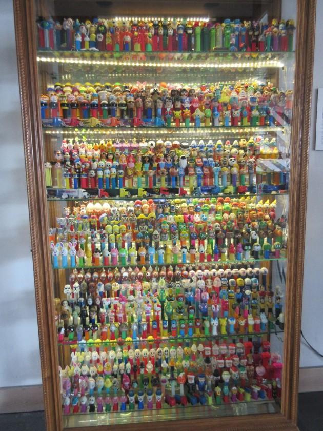 PEZ collection!