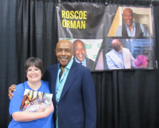 Roscoe Orman!